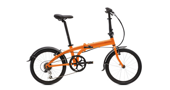 "tern Link B7 - Vélo pliant - 20"" orange"